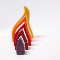 Ogień 5-elementów 0+, Grimm's