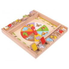 Gra edukacyjna Animal Shut the Box