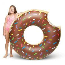 Bigmouth Koło do pływania czekoladowy pączek