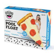 Materac do pływania pizza
