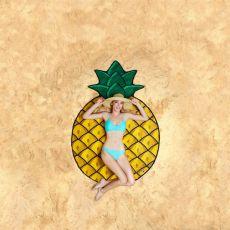 Koc plażowy Ananas