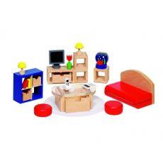Wyposażenie domków - Salon