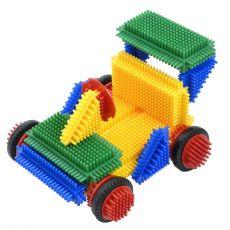Pegy Bricks - klocki jeżyki