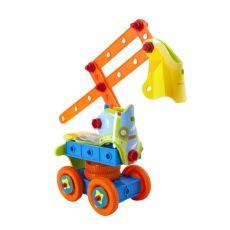 Samochód do zbudowania wraz z naklejkami
