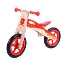 Rowerek biegowy (czerwony)