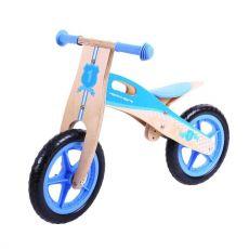 Rowerek biegowy (niebieski)
