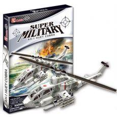 PUZZLE 3D AH-1 HUEY
