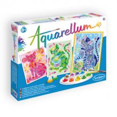 Aquarellum Kotki