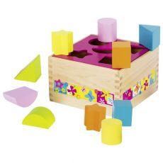 Sort Box Susibelle