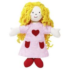 Lalka szmacianka Karry do ubierania
