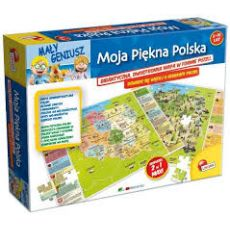 Puzzle Moja Piękna Polska