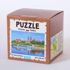 Puzzle Ostrów Tumski