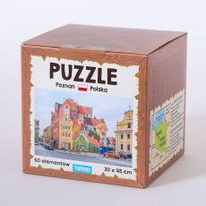 Puzzle Mural 3D na Śródce