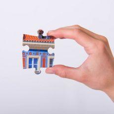 Puzzle Domki Budnicze