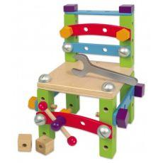 Zestaw konstrukcyjny krzesło