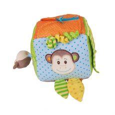 Kostka dla maluszków - małpka
