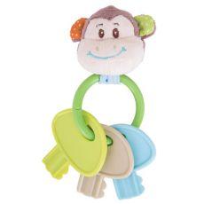 Klucze dla maluszków małpka