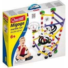 Migoga Marble Run Double Spiral
