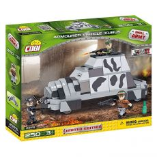 Small Army Armoured Vehicle