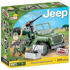 Jeep Willys MB 90 klocków
