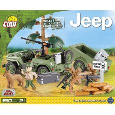Jeep Willys MB & 1/4 Ton Cargo Trailer