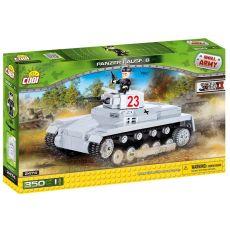Small Army Panzer I Ausf.B 350 klocków
