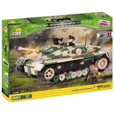 Small Army Stug IV SDKFZ 167 410 klocków