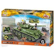 Small Army T34/85 Rudy 530 klocków