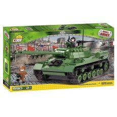 Small Army IS-3 590 klocków