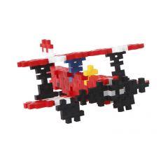 Klocki Plus-Plus 70 mini Basic Samolot