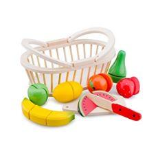 Koszyk z owocami do krojenia
