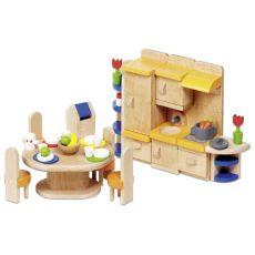Wyposażenie domków - kuchnia