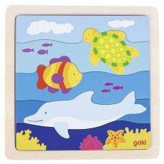W Morzu - Puzzle