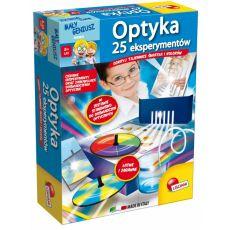 Optyka 25 Eksperymentów