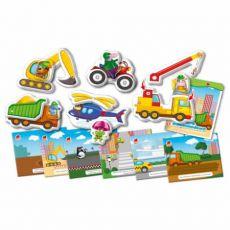 Park samochodowy - gra dla dzieci