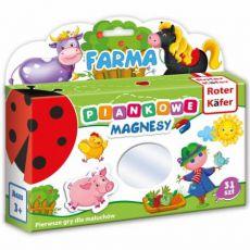 Mój mały świat magnesów - Farma