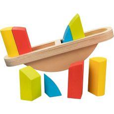 Drewniana gra balansująca