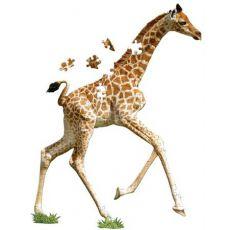 Puzzle I AM LIL' - GIRAFFE - Żyrafa