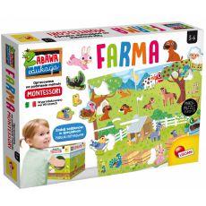 Montessori Maxi - Moja Farma
