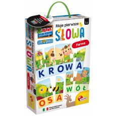 Zabawa i Edukacja - Puzzle Farma
