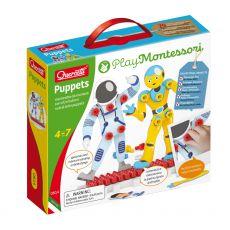 Figurki Montessori