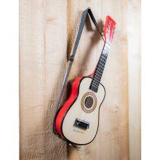 Gitara dla dzieci brązowa 60 cm