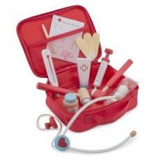 Zestaw małego lekarza - młody doktor