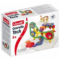 Georello Tech - zestaw konstrukcyjny - koła zębate dla dzieci