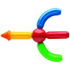 Klocki magnetyczne MagFormers Stick-O Basic 20 elementów