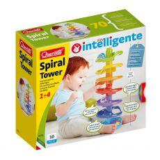 Zjeżdżalnia dla kulek dla niemowląt - spirala