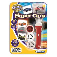 Projektor latarka - Super Samochody