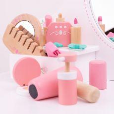 Kosmetyczka - zestaw akcesoriów kosmetycznych