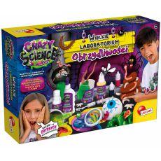 Crazy Science Laboratorium Obrzydliwości