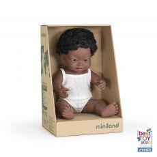 Lalka Czarnoskóry Chłopiec z Zespołem Downa